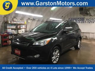 Used 2013 Ford Escape SEL*AWD*NAVIGATION**POWER PANORAMIC SUNROOF*LEATHER*HEATED FRONT SEATS*POWER DRIVER SEAT*POWER REAR LIFTGATE* for sale in Cambridge, ON