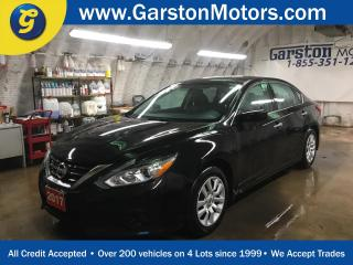 Used 2017 Nissan Altima 2.5 S*PHONE CONNECT*POWER DRIVER SEAT*BACK UP CAMERA*KEYLESS ENTRY w/REMOTE START*CLIMATE CONTROL*HEATED FRONT SEATS*POWER WINDOWS/LOCKS/HEATED MIRROR for sale in Cambridge, ON