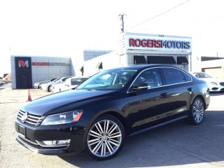 Used 2015 Volkswagen Passat TSI - LEATHER - SUNROOF - REVERSE CAM for sale in Oakville, ON