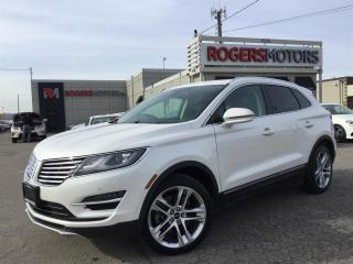 Used 2015 Lincoln MKC 2.3 AWD - NAVI - PANO ROOF - SELF PARKING for sale in Oakville, ON
