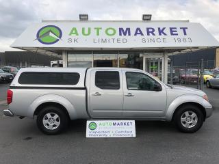 Used 2008 Nissan Frontier LE Crew Cab SERVICE HISTORY! for sale in Langley, BC