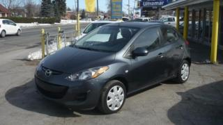 Used 2012 Mazda MAZDA2 GX for sale in Salaberry-de-valleyfield, QC