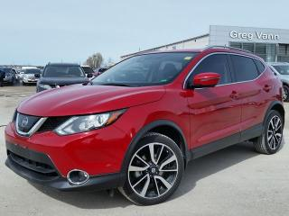Used 2017 Nissan Qashqai SL AWD w/all leather,pwr moonroof,NAV,pwr group,heated seats,rear cam for sale in Cambridge, ON