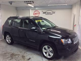 Used 2011 Jeep Compass Sport/North 4X4 for sale in L'ancienne-lorette, QC