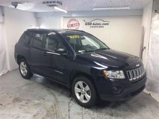 Used 2011 Jeep Compass Sport/North for sale in L'ancienne-lorette, QC