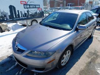 Used 2008 Mazda MAZDA6 A/C for sale in Lemoyne, QC