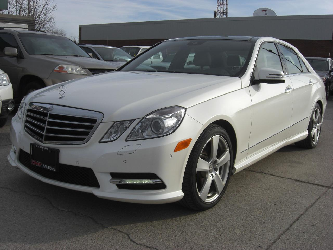 Used 2013 mercedes benz e class e350 4matic for sale in for Mercedes benz ontario ca