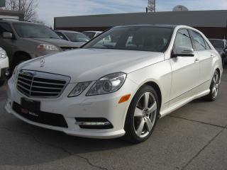 Used 2013 Mercedes-Benz E-Class E350 4MATIC for sale in London, ON