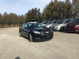 Used 2013 Chevrolet Malibu LS Plus $200 for sale in Waterloo, ON