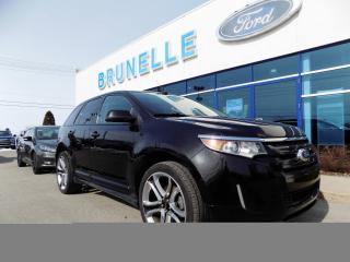 Used 2013 Ford Edge SPORT AWD for sale in Saint-eustache, QC