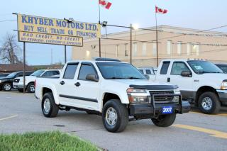 Used 2007 GMC Canyon SLE Z71 for sale in Brampton, ON