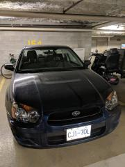 Used 2005 Subaru Impreza 4DSDN for sale in Vancouver, BC