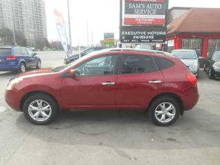 Used 2010 Nissan Rogue SL AWD for sale in Scarborough, ON