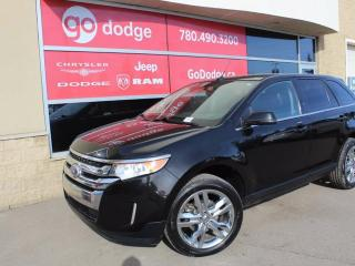 Used 2013 Ford Edge Limited AWD / Sunroof / Back Up Camera for sale in Edmonton, AB