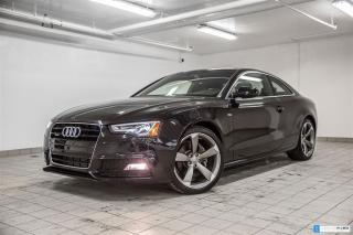 Used 2014 Audi A5 2.0t Progressiv S for sale in Laval, QC