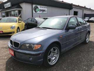 Used 2004 BMW 3 Series 320i for sale in Bloomingdale, ON