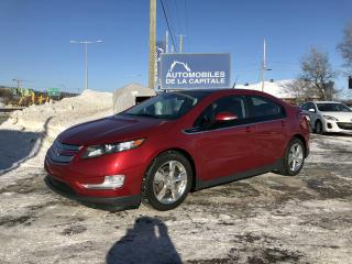 Used 2012 Chevrolet Volt Premium for sale in Chateau-richer, QC