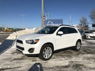 Used 2014 Mitsubishi RVR GT for sale in Chateau-richer, QC