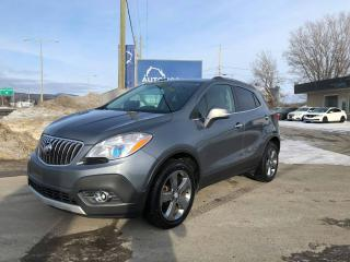 Used 2014 Buick Encore AWD for sale in Chateau-richer, QC