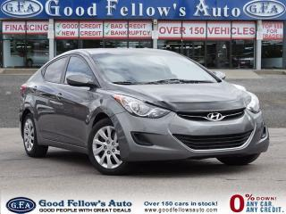 Used 2013 Hyundai Elantra HEATED SEATS for sale in North York, ON