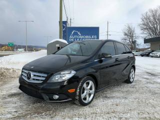 Used 2014 Mercedes-Benz B250 for sale in Chateau-richer, QC