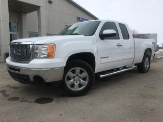 Used 2010 GMC Sierra 1500 SLE Z71 5.3L No Accidents for sale in Selkirk, MB