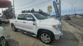 Used 2014 Toyota Tundra Platine for sale in Terrebonne, QC
