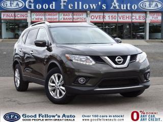 Used 2015 Nissan Rogue SV MODEL, PAN ROOF, REARVIEW CAMERA, HEATED SEATS for sale in North York, ON