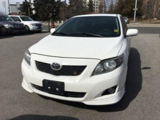 Used 2009 Toyota Corolla S for sale in Scarborough, ON