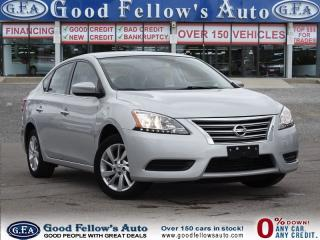 Used 2014 Nissan Sentra SV MODEL, SUNROOF, HEATED SEATS, NAVIGATION for sale in North York, ON