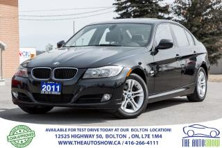 Used 2011 BMW 3 Series 328i xDrive Classic Edition for sale in Caledon, ON
