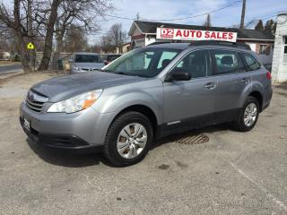 Used 2011 Subaru Outback 2.5i/Automatic/Gas Saver/AWD/Certified for sale in Scarborough, ON