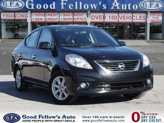 Used 2013 Nissan Versa Special Price Offer for SL MODEL for sale in North York, ON