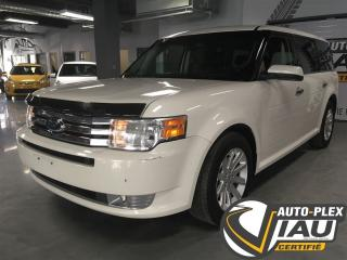 Used 2011 Ford Flex Sel - 7 Passagers for sale in Montreal, QC