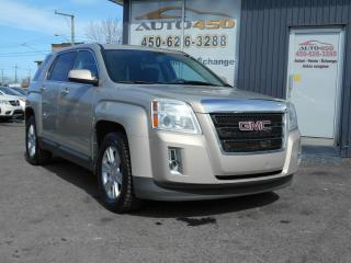 Used 2010 GMC Terrain *** A/C, MAGS, GROUPE ÉLECTRIQUE*** for sale in Longueuil, QC