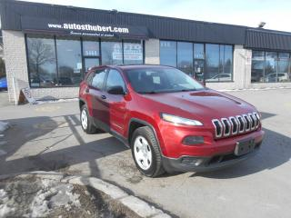 Used 2014 Jeep Cherokee SPORT 4X4 for sale in Saint-hubert, QC
