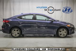 Used 2018 Hyundai Elantra GL for sale in Saint-constant, QC