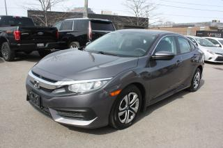Used 2017 Honda Civic LX for sale in North York, ON
