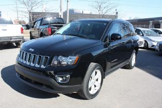 Used 2016 Jeep Compass High Altitude *LEATHER||SUNROOF* for sale in North York, ON