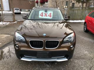 Used 2012 BMW X1 28i/AWD/CERTIFIED/WARRANTY INCLUDED for sale in Cambridge, ON