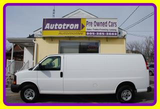 Used 2015 GMC Savana 2500 3/4 Ton EXTENDED. Fully loaded for sale in Woodbridge, ON