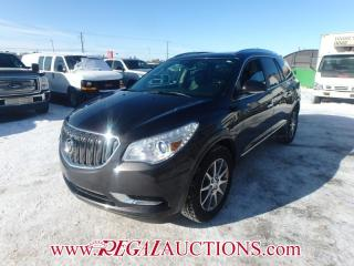 Used 2013 Buick ENCLAVE LEATHER 4D UTILITY AWD 3.6L for sale in Calgary, AB