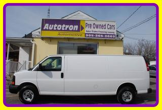 Used 2014 GMC Savana 2500 3/4 Ton Cargo Van, A/C for sale in Woodbridge, ON