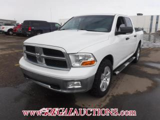 Used 2010 Dodge RAM 1500 SLT CREW CAB 4WD 5.7L for sale in Calgary, AB