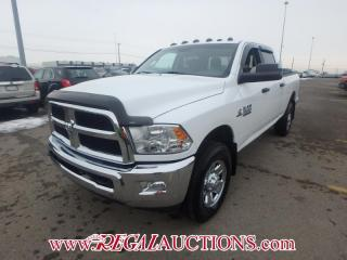 Used 2013 RAM 3500 SLT 4D CREW CAB 4WD for sale in Calgary, AB