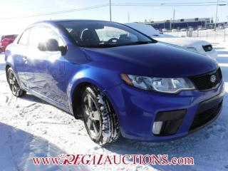 Used 2011 Kia FORTE KOUP  2D COUPE AT for sale in Calgary, AB