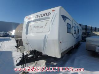 Used 2011 Rockwood SIGNATURE ULTRA LITE 8312SS  TRAVEL TRAILER for sale in Calgary, AB
