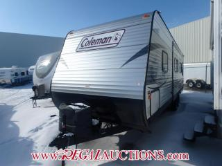 Used 2016 Dutchmen COLEMAN LANTERN SERIES 270RL  TRAVEL TRAILER for sale in Calgary, AB
