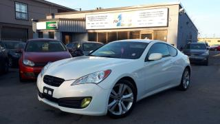 Used 2010 Hyundai Genesis Coupe for sale in Etobicoke, ON