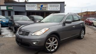Used 2011 Infiniti EX35 BACKUP CAM, BLUETOOTH for sale in Etobicoke, ON